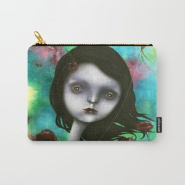 Girl in Morpheus' garden Carry-All Pouch