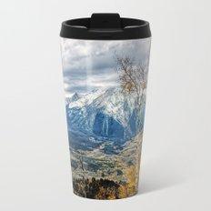 Colorado Autumn Travel Mug