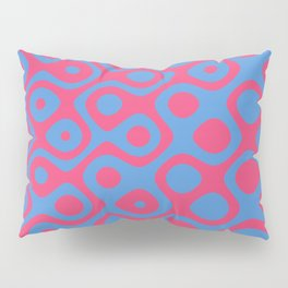 Brain Coral Red - Coral Reef Series 024 Pillow Sham