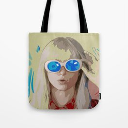 Hayley Williams Hard Times After Laughter Tote Bag