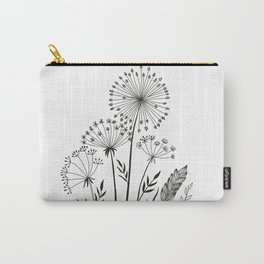 Doodle herbals Carry-All Pouch