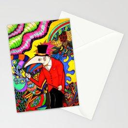 An Aardvark with Class Stationery Cards