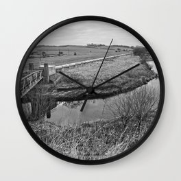 Peaceful & Relaxing  Wall Clock