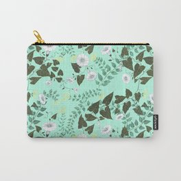 Honeysuckle & Bindweed Carry-All Pouch