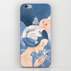 Sound of Sea iPhone & iPod Skin