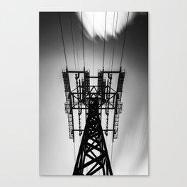 Roosevelt Island Tram Station Canvas Print