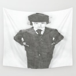 Damien. Wall Tapestry