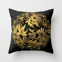 globe Throw Pillows featuring Globe by LoRo  Art & Pictures