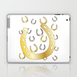 Horseshoe Laptop & iPad Skin