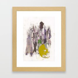 dirty tribune I Framed Art Print