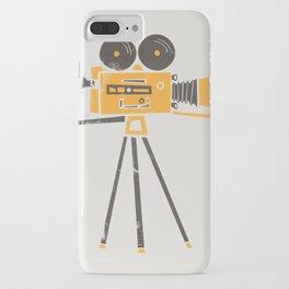 Cine Camera iPhone Case