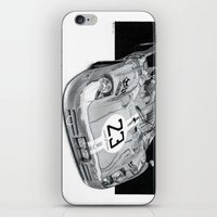ferrari iPhone & iPod Skins featuring Ferrari 512s by sesven