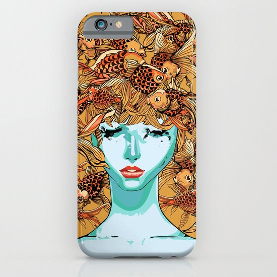 Head up, love iPhone & iPod Case