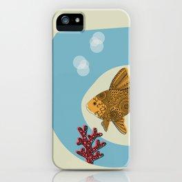 Hector iPhone Case