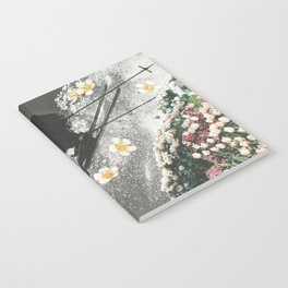 Spring Skiing Notebook
