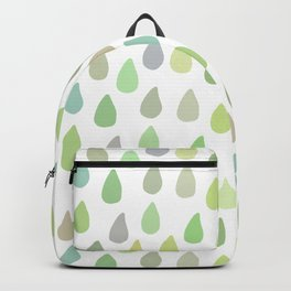 waterdrops (5) Backpack