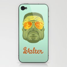 The Lebowski Series: Walter iPhone & iPod Skin