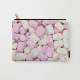 Mini marshmallow Carry-All Pouch