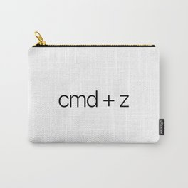 cmd + z Carry-All Pouch