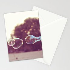 Life is a bubble... Stationery Cards
