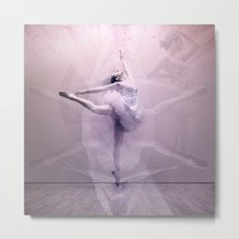 Arabesque Metal Print