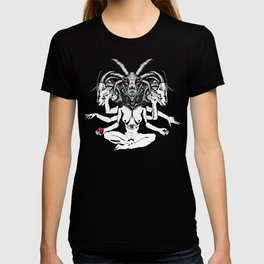 Woman is a Devil T-shirt