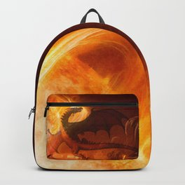 Dragon's world Backpack