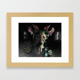_03_Alien Framed Art Print