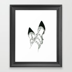Valentino Dream Framed Art Print