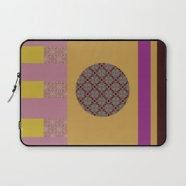 Mix n Match with Circle 2 Laptop Sleeve