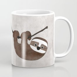 sweet little sloth /Agat/ Coffee Mug
