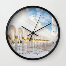 Moschee Wall Clock