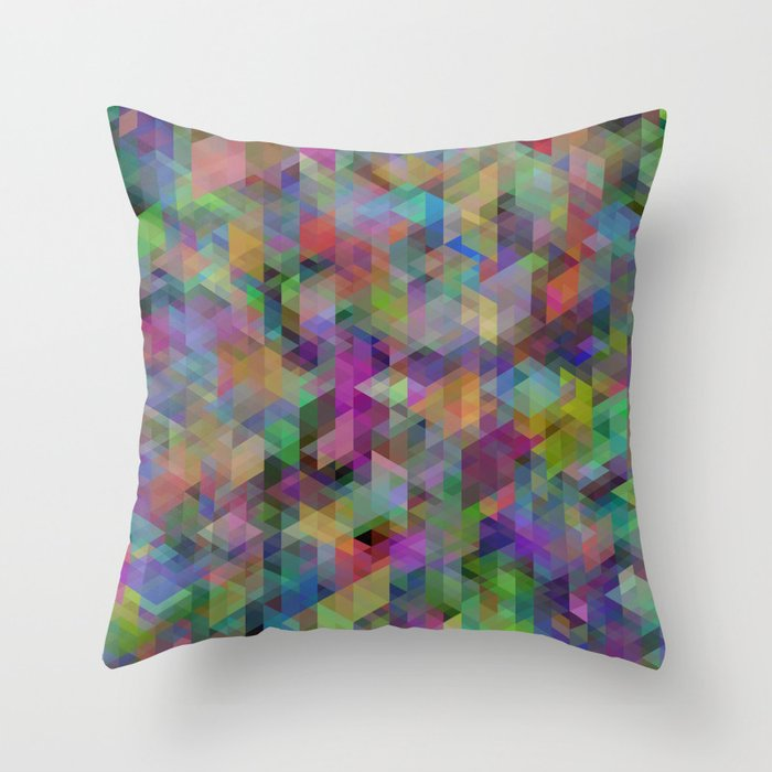 Panelscape - #11 society6 custom generation Throw Pillow