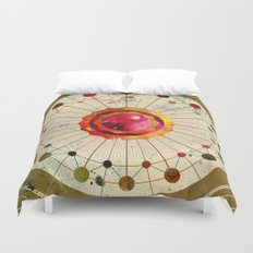 Cosmos MMXIII - 09 Duvet Cover