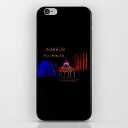Electrified Adelaide iPhone Skin