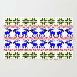 Ugly Sweater ( Deal With It ) Rug