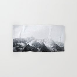Morning in the Mountains - Nature Photography Hand & Bath Towel