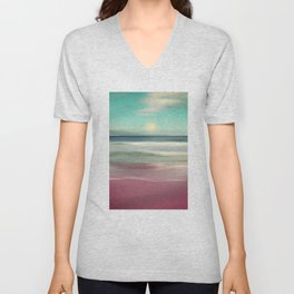 OCEAN DREAM IV-B Unisex V-Neck