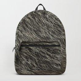Grey Fur II Backpack