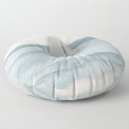 Floating Ship Floor Pillow