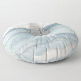 Floating Ship Floor Pillow