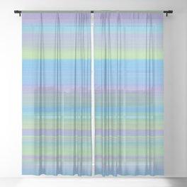 Varied Art 190 Sheer Curtain