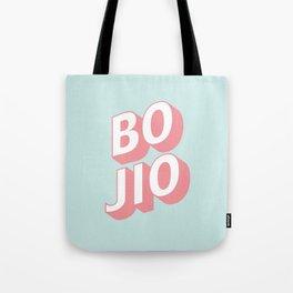 BO JIO Tote Bag