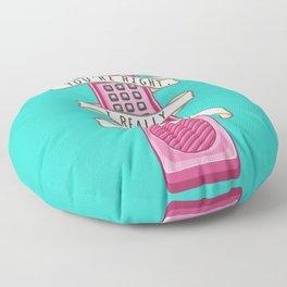 Dream phone Floor Pillow