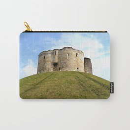 Clifford's Tower - York Carry-All Pouch