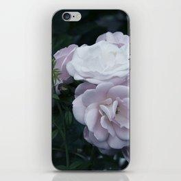 Wings and petals iPhone Skin