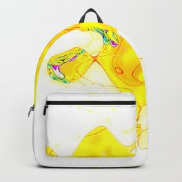 Distorted Butter Backpack