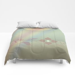 Copper blossom Comforters