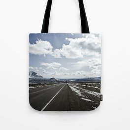highway 95 Tote Bag
