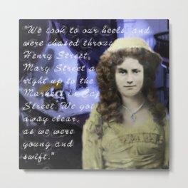Helena Moloney Metal Print